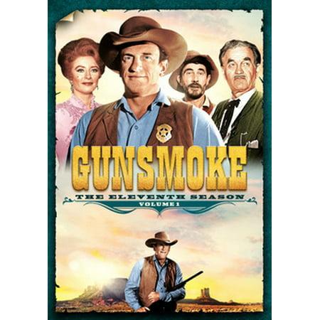 Gunsmoke: The Eleventh Season, Volume 1 (DVD)