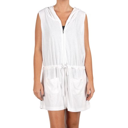 Baby Terry Cloth Swim Cover Up