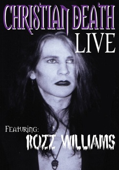 Christian Death: Live (DVD) by Music Video Distributors