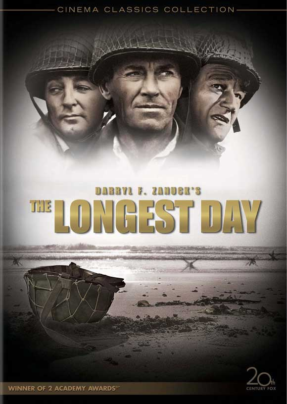 John Wayne movie poster print 2 1962 The Longest Day