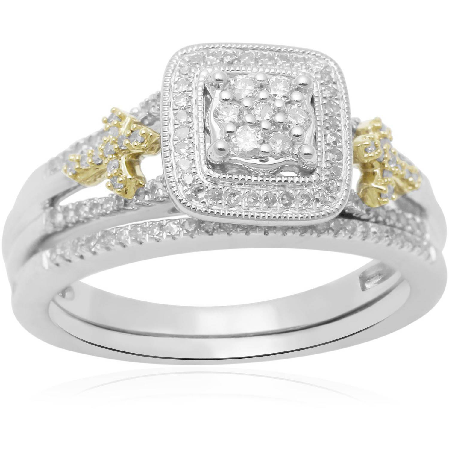 Walmart Wedding Rings Sets For Him And Her synrgyus