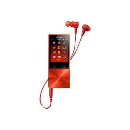 Sony Walkman Nw-A26Hn – Digital Player -NWA26HNRM
