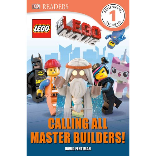 The Lego Movie: Calling All Master Builders!