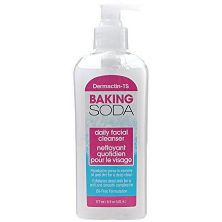 Dermactin Ts Baking Soda Daily Facial Cleanser 6