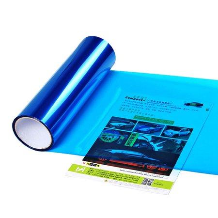 KABOER Tint Vinyl Film Overlay Wrap Sheet Sticker for Headlight Fog Lamp Tail Light