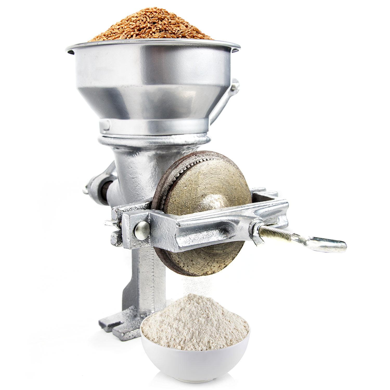 Grain Mills Professional Manual Corn Mill Grain Grinder Table ...