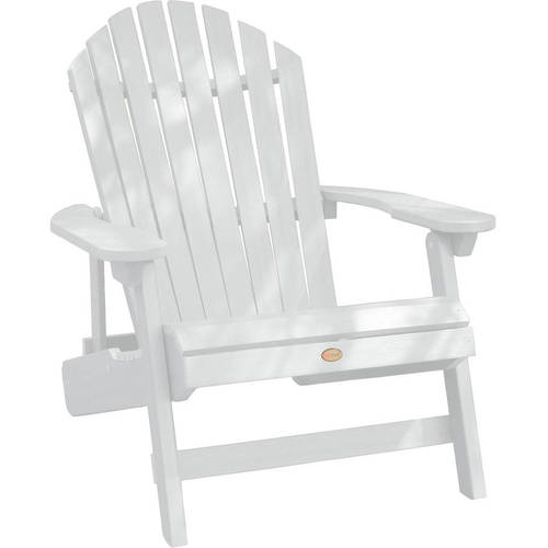 Highwood Eco-Friendly King Hamilton Folding & Reclining Adirondack Chair by Highwood USA