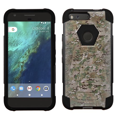 save off 9afd2 9080f Google Pixel Hybrid Stand Case - Camouflage Texture