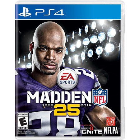 Madden NFL 25 - PlayStation 4 (73069) (Best Pass Play In Madden 25)
