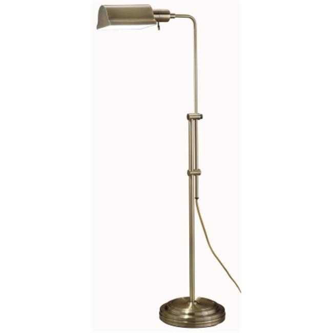 Normande Lighting Llc JS3-729 Antique Brass Floor Lamp by Normande Lighting Llc