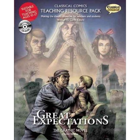 Great Expectations Teaching Resource Pack: The Graphic Novel [With CDROM]