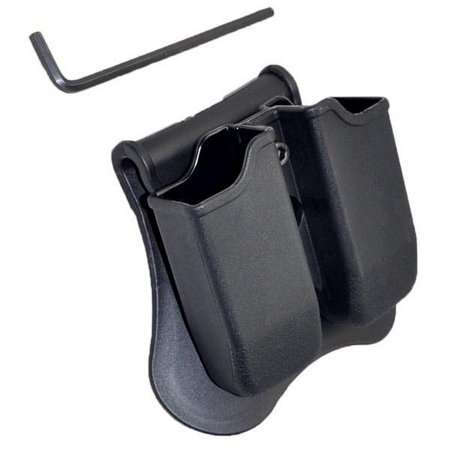 Tactical Scorpion: Fits Glock 19 17 22 23 26 34 35 Polymer Double Magazine