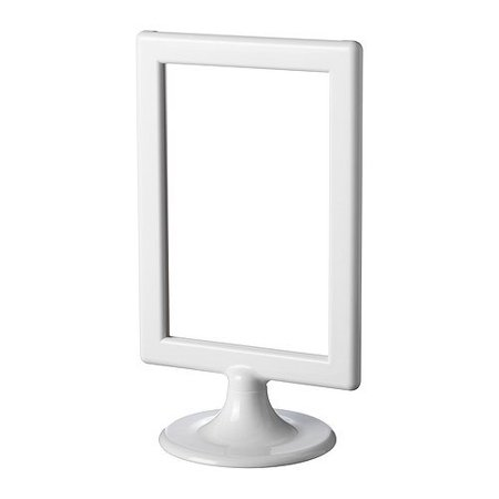 Ikea Tolsby Frame for 2 Sided Pictures , White, 4 x 6 - Walmart.com