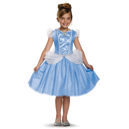 Disney Princess Cinderella Classic Costume - Cindrella Costume