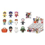 Disney Big Hero 6 Blind Bag 3D Foam Figure Keyring: Sealed Case of 24