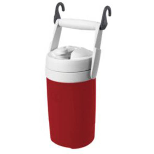Igloo Sport 1/2 Gallon Cooler with Hooks - Red