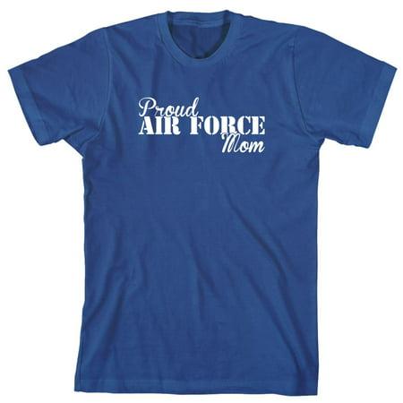 Proud Air Force Mom Men
