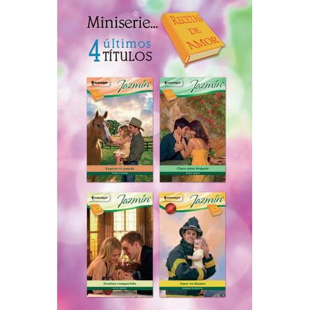 Pack Miniserie Recetas de amor 2 - eBook - Recetas De Halloween