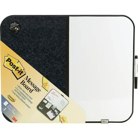 Post-it®, MMM558CBS, Bulletin/Dry-erase Message Boards, 1 Each