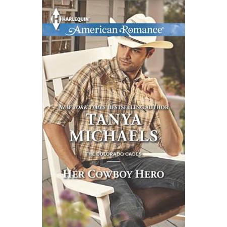 Her Cowboy Hero - eBook