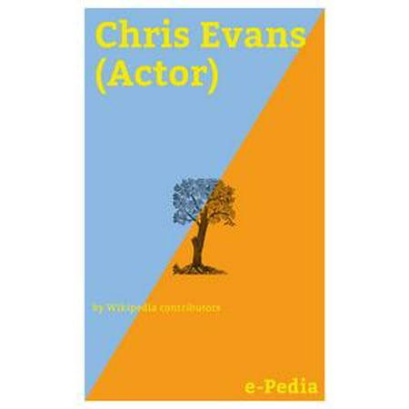 e-Pedia: Chris Evans (Actor) - eBook - Chris Evans Halloween Party