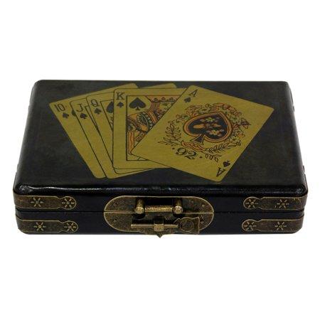 Oriental Furniture Card Set Box