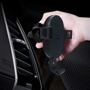 Contixo W1 Wireless Car Charger, Fast Charger Car Mount Air Vent Gravity Phone Holder - image 3 of 8