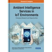 Ambient Intelligence Services in IoT Environments - eBook