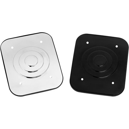 Dw Drum Mount - PDP by DW Bass Drum Mount Cover Plate Chrome