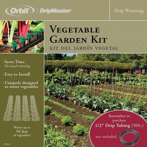 Orbit Vegetable Garden Drip Kit
