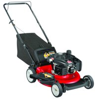 Deals on Yard Machines 21-inch Gas Push Mower with Side Discharge