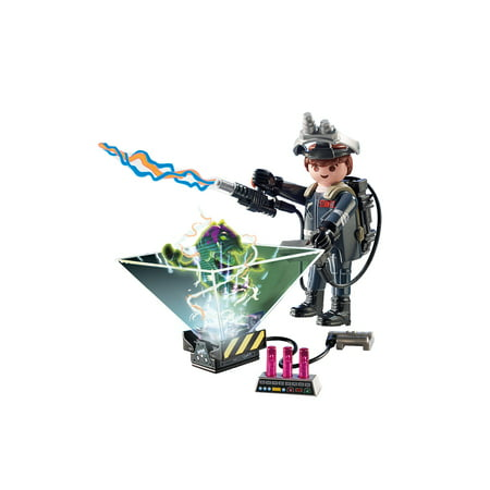 - PLAYMOBIL Ghostbusters II Raymond Stantz Playmogram 3D Figure