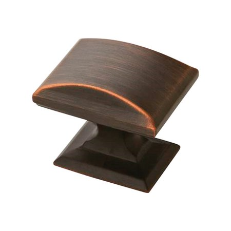 Candler 1-1/4 in (32 mm) Length Oil-Rubbed Bronze Cabinet Knob