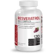 Resveratrol 500mg Capsules Walmart Com