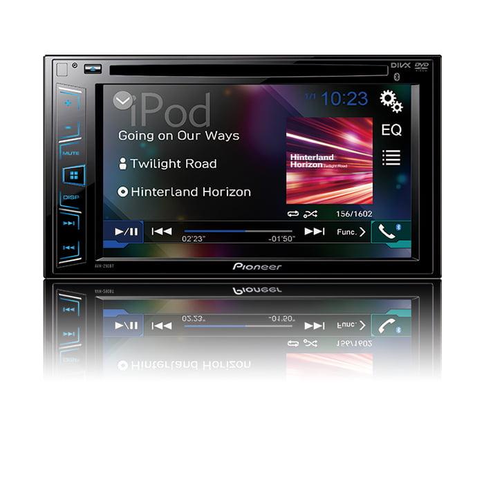 Audio para carro  Pioneer AVH-290BT 6.2