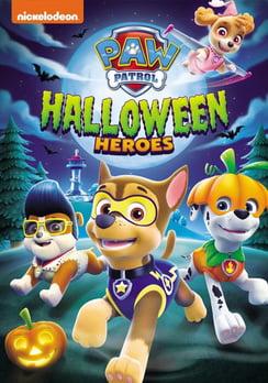 PAW Patrol: Halloween Heroes (DVD)