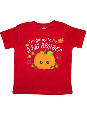 d4435836 Product Image I'm Going to be a Big Brother- cute Halloween pumpkin Toddler  T-