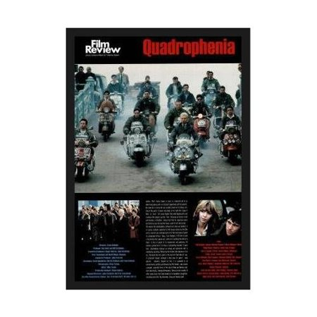 buyartforless Quadrophenia The Who Movie Poster Wall Art
