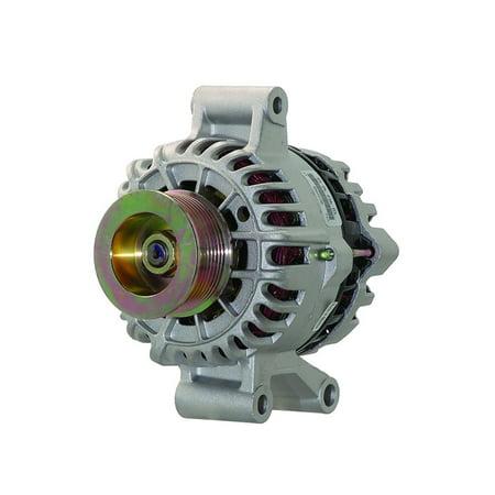AC Delco 335-1158 Alternator, New OE Replacement, Upper