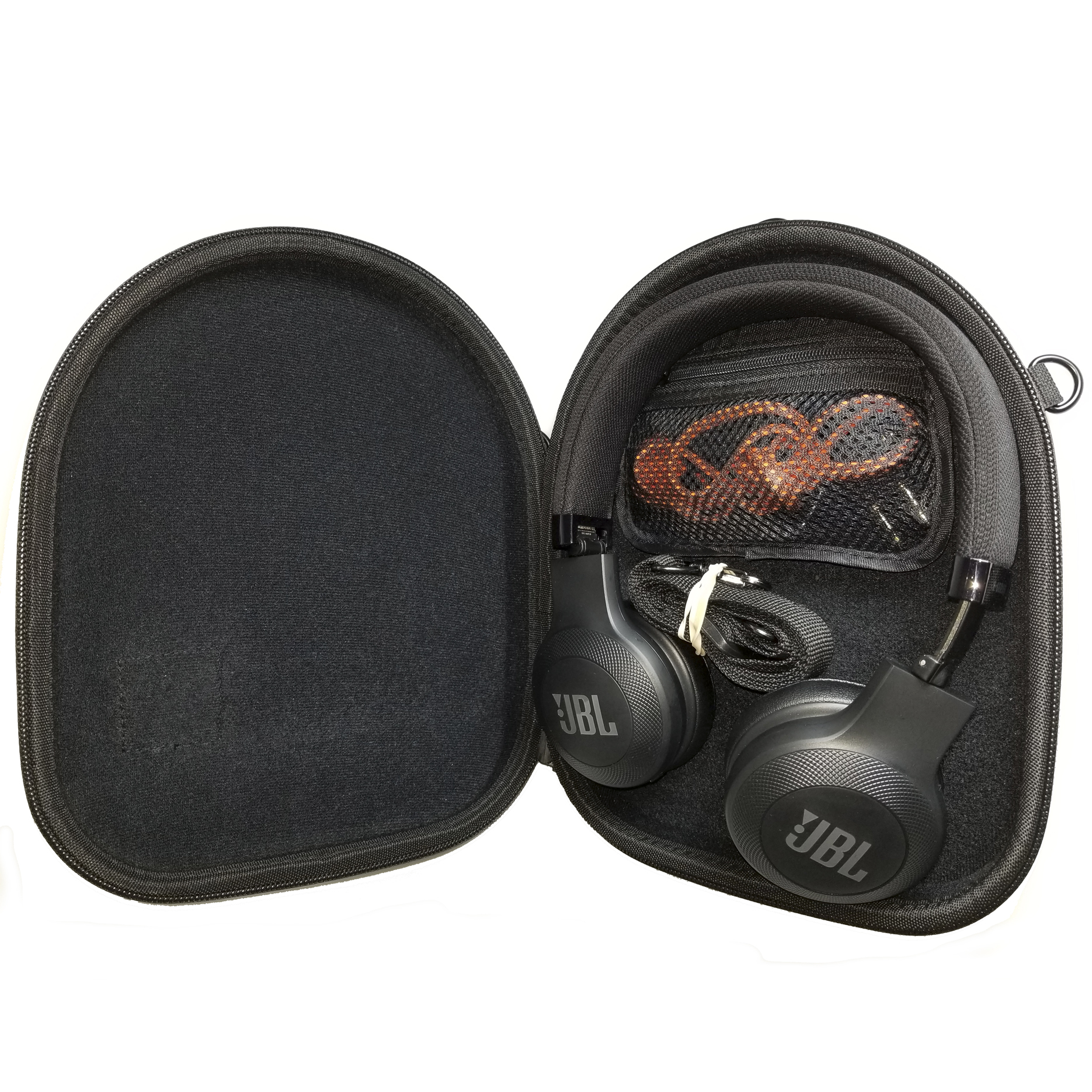 Protective Case for JBL E45BT On-Ear OE Wireless Headphones. Also Fits Many Other Headphone On Ear OE and Around Ear AE Brands and Models.