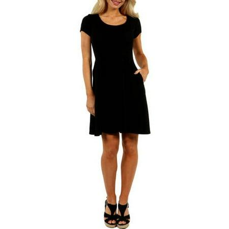 835b62fab15 24 7 Comfort Apparel - Women s Spring Fling Dress - Walmart.com