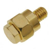 Absolute BTG-50 GM Bolt Power Ring Gold Battery Terminal