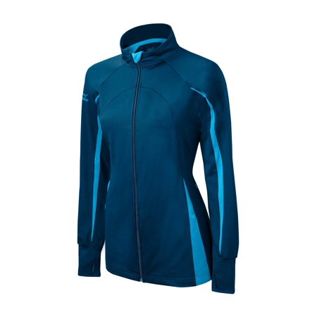 Mizuno Youth Volleyball Apparel - Youth Nine Collection Focus Full Zip Jacket - 440462