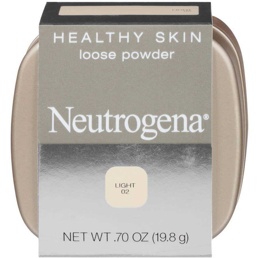 Neutrogena Healthy Skin Loose Powder, Light 02