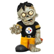 Forever Collectibles NFL Resin Zombie Figurine, Pittsburgh Steelers