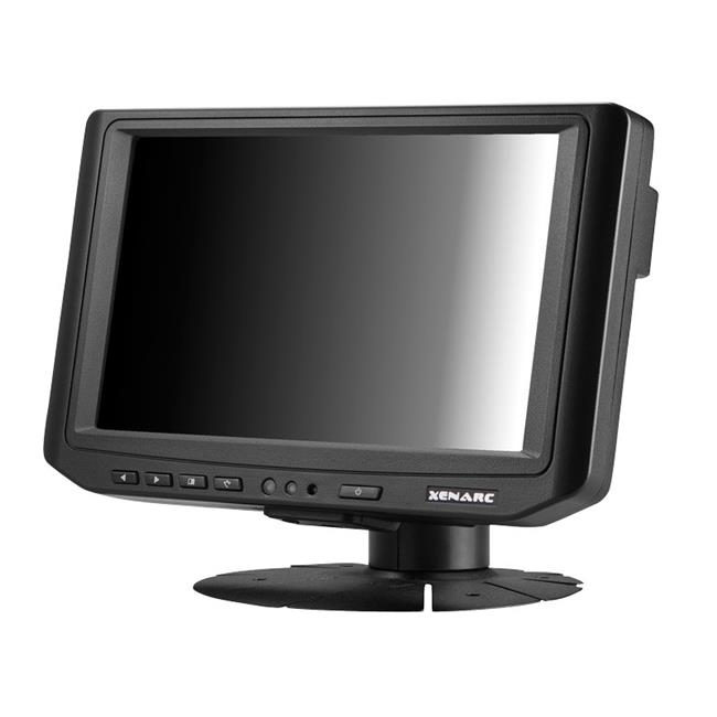 Xenarc 700TSH 7 in. HDMI LCD Monitor with Touchscreen