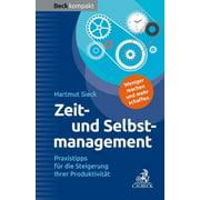 Zeit- und Selbstmanagement - eBook