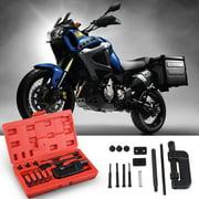 Yosoo 13Pcs Bike / Motorcycle / Cam Drive Chain Breaker Rivet Cutter Tool Kit