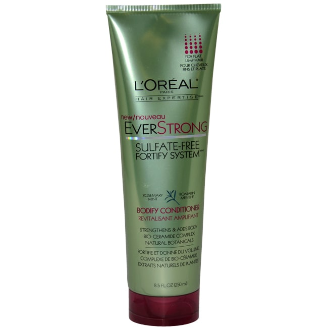 L'Oreal  EverStrong Bodify 8.5-ounce Conditioner