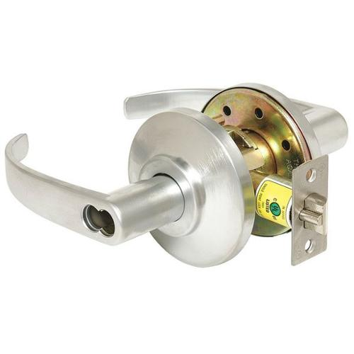 BEST 7KC27D14DS3626 Lever Lockset,Mechanical,Storeroom,Grd.2 G0118776